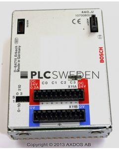 Bosch 1070 080 530  4AO_U (1070080530)