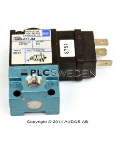 Mac valves 166B-611JM (166B611JM)