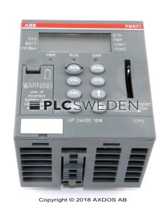 ABB 1SAP130100R0170  PM571-ETH (1SAP130100R0170)