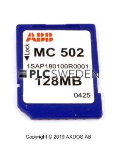 ABB 1SAP180100R0001  MC502 (1SAP180100R0001)