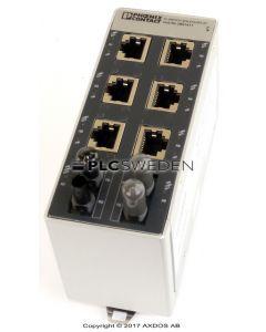 Phoenix 2891411 FL SWITCH SFN  6TX/2FX ST (2891411)