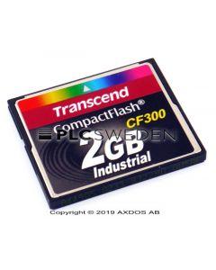 Other 2GB  Flash Transcend  CF300 (2GBTranscend)