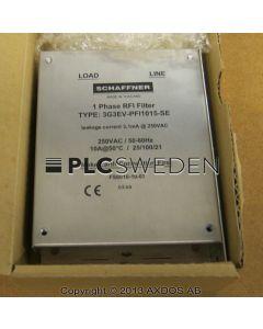 Schaffner 3G3EV-PFI1015-SE  FS6010-10-07 (3G3EVPFI1015SE)