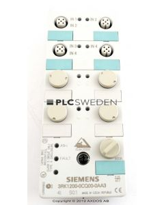Siemens 3RK1200-0CQ00-0AA3 (3RK12000CQ000AA3)