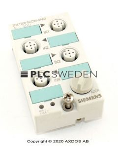 Siemens 3RK1200-0CQ20-0AA3 (3RK12000CQ200AA3)