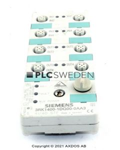 Siemens 3RK1400-1DQ00-0AA3 (3RK14001DQ000AA3)
