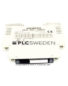 Siemens 3TX7004-2AB02 (3TX70042AB02)