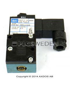 Mac valves 45A-AC1-DDAJ-2KA (45AAC1DDAJ2KA)
