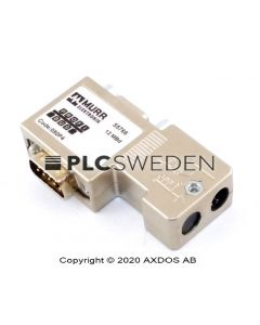 Murr 55766  Profibus-Plug-Male (SUB-D) 90° PG (55766Murr)