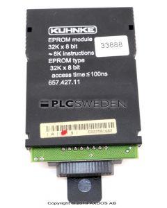 Kuhnke 657.427.11  EPROM (65742711)