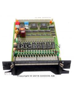 Kuhnke 657.452.03  Output card (65745203)
