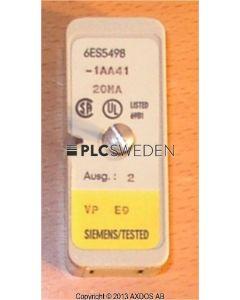 Siemens 6ES5 498-1AA41 (6ES54981AA41)