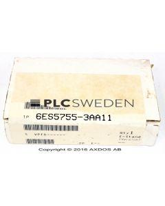 Siemens 6ES5 755-3AA11 (6ES57553AA11)