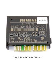 Siemens 6ES7 122-1BB10-0AA0 (6ES71221BB100AA0)