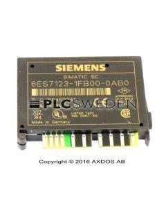 Siemens 6ES7 123-1FB00-0AB0 (6ES71231FB000AB0)