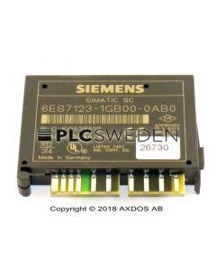 Siemens 6ES7 123-1GB00-0AB0 (6ES71231GB000AB0)