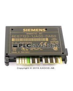 Siemens 6ES7 123-1JA00-0AB0 (6ES71231JA000AB0)