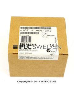 Siemens 6ES7 131-4BD51-0AA0 (6ES71314BD510AA0)
