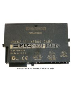 Siemens 6ES7 131-4EB00-0AB0 (6ES71314EB000AB0)