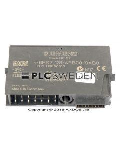 Siemens 6ES7 131-4FB00-0AB0 (6ES71314FB000AB0)