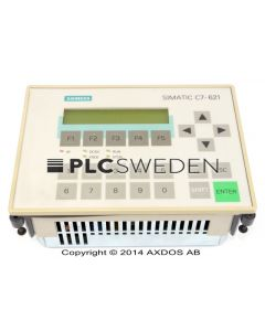 Siemens 6ES7 621-6BD01-0AE3 (6ES76216BD010AE3)