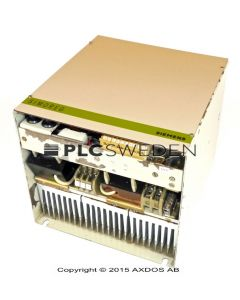 Siemens 6RA2124-6GS20-1 (6RA21246S201)
