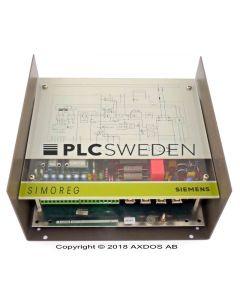 Siemens 6RA2216-8DD20-1 (6RA22168DD201)