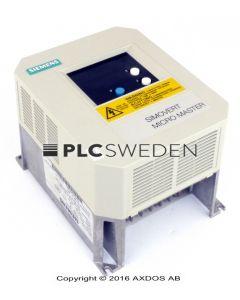 Siemens 6SE3011-5BA00 (6SE30115BA00)