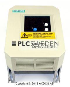 Siemens 6SE3012-6BA00 (6SE30126BA00)