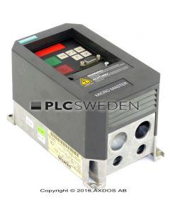 Siemens 6SE3112-8BA40 (6SE31128BA40)