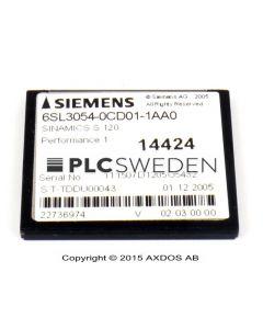 Siemens 6SL3054-0CD01-1AA0 (6SL30540CD011AA0)