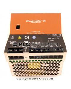 Weidmuller 8708680000  CP SNT 250W 24V 10A (8708680000)