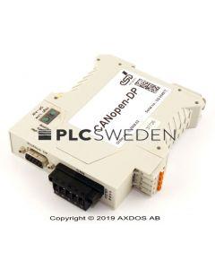esd GmbH CANopen-DP  C.2908.02 (CANOPENDPC290802)