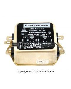 Schaffner FN2060-3-06 (FN2060306)