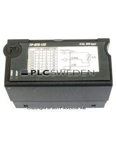 National Instruments FP-RTD-122 (FPRTD122)