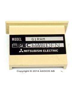 Mitsubishi G1RAM (G1RAMMitsubishi)