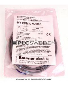 Baumer My Com G75P80/L (G75P80L)