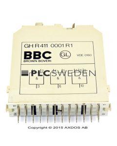 ABB GH R 411 0001 R1 (GHR4110001R1)