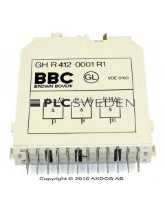 ABB GH R 412 0001 R1 (GHR4120001R1)