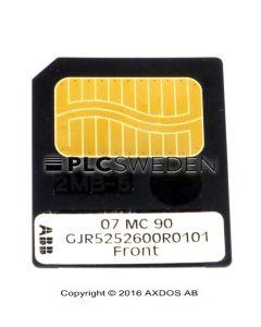 ABB GJR5252600R0101  07MC90  2MB-5 (GJR5252600R0101)