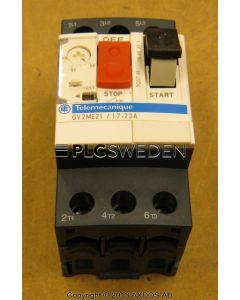 Schneider Electric GV2-ME21 17-23A (GV2ME21)