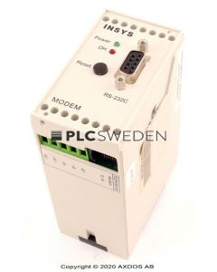 Insys Modem 336  RJ 45 RS-232C (MODEM336)
