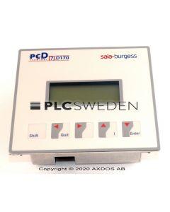 Saia PCD7.D170 (PCD7D170)