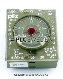 Pilz P-modul 06745 (PILZ06745)