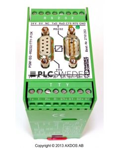 Phoenix PSM-EG-RS232/TTY-P/2K (PSMEGRS232TTYP2K)