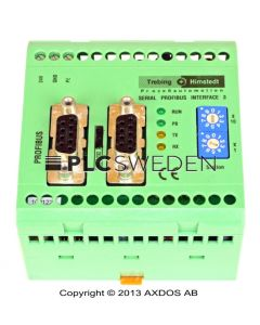 Trebing Himstedt Serial Profibus Interface 3 (SERIALPROFIBUSINTERFACE3)