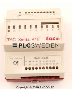 Schneider Electric TAC Xenta 412 (TACXENTA412)