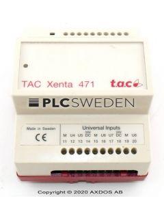 Schneider Electric TAC Xenta 471 (TACXENTA471)